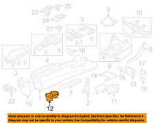 HONDA OEM 16-17 Civic Center Console-Cup Holder 83446TBAA01ZA