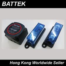Dual Battery Isolator Dual Sense MEGA Fuse Holder Combo Kit 4WD Caravan