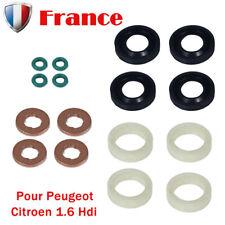 Kit joint d'injecteur, Kit de rondelle d'étanchéité Pour Peugeot Citroen 1.6 Hdi