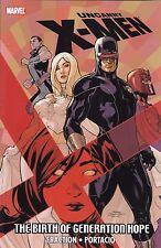 Uncanny X-Men: Birth of Generation Hope by Fraction & Portacio 2011 TPB Marvel