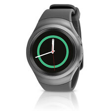 Samsung Gear S2 Sport (SM-R720) Smartwatch w/ Rubber Band (Small) - Dark Gray