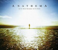 Anathema - We're Here Because We're Here [New CD] Argentina - Import