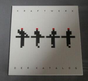 Kraftwerk - Der Katalog  (8 CDs + Booklets)