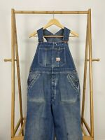 RARE VTG 50s Penny's Pay-Day Sanforized Union Made Distressed Bib Overalls
