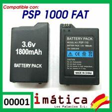 Baterías para Sony PSP