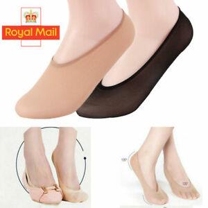 5/10 Pairs POP SOCKS Invisible Footsies Shoe Liner Trainer Ballerina Boat Socks