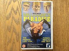 Balboa Millionaires Paradise Vhs Video! Rare! Look At My Other Items!