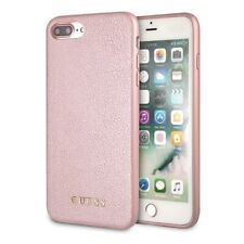 Guess  iPhone 7/8 Plus Hülle rosa gold/hard case Iridescent