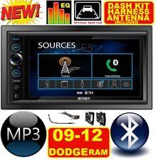 2009-2012 DODGE RAM TRUCK BLUETOOTH TOUCHSCREEN USB SD AUX Car Radio Stereo