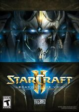 Starcraft II: Legacy of the Void PC Strategy Game Windows/Mac  New Sealed