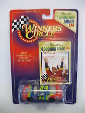 Winner's Circle Jeff Gordon ONE MILLION BONUS CAR 1997 Nascar 1:64 Diecast Car