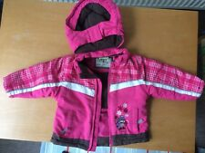 Winterjacke Skijacke rosa Größe 86 von Topolino sehr warm