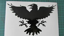 STRANGLERS  RAVEN CAR STICKER (290mm x 185mm)
