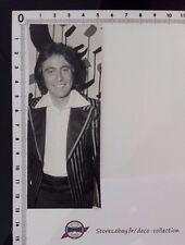 Photo MICHEL DELPECH costume de scéne/tirage original/presse/argentique/année 70