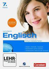 Cornelsen Lernvitamin Englisch 7. Klasse (verschweißte + deutsche Neuware)
