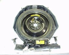 """1984-1987 C4 CORVETTE 16"""" SPARE TIRE & CARRIER & JACK & LUG WRENCH COMPLETE"""
