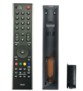 Universal Remote Control fit For Toshiba LCD LED TV VCR DVD