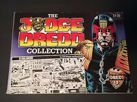 JUDGE DREDD COLLECTION Daily Star Strip John Wagner IPC Magazine Comics 1985 FN