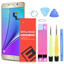 Fit Samsung Galaxy Note 5 SM-920V, N920T, N920T 3200mAh Built-in Battery + Tools