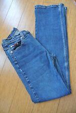 f1c4ceb7 Vintage 90s Tommy Hilfiger Women's HIPSTER FLARE Denim Jeans Size 7!