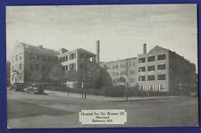 Hospital For The Women Of Maryland Baltimore Maryland