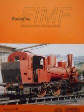 Bollettino treni FIMF n°192 Speciale IL TRENO REALE [TR.33]