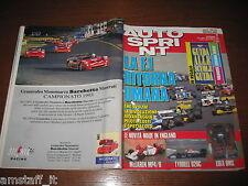 AUTOSPRINT 1993/7=RALLY SVEZIA=DIABLO VT 4X4=PEUGEOT 306=NASCAR DAYTONA 500=