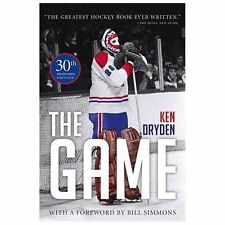 The Game: 30th Anniversary Edition by Ken Dryden (2013, Paperback)