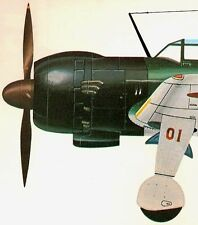 IJN NAKAJIMA B5N TYPE 97 KATE & MITSUBISHI B6N TENZAN JILL Maru Mechanic 47