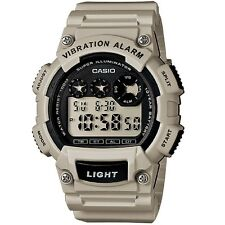 Casio W-735H-8A2V Vibration Alarm Standard Digital Watch with Box Included