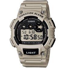 Casio Super-illuminator Vibration Alarm 10 Year Battery Watch W-735h-8a2v