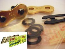 falsamaglia maglia di giunzione a clip per catena DID 520 VX2 fj