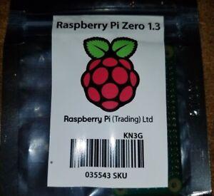 Raspberry Pi Zero v1.3 Development Board