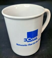 3Com Networks That Go The Distance Vintage PC Company Retro Coffee Cup Mug