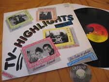 OST LP TV - Highlights 1986 Taxi Driver Brooklin Wanderjahre Wohin? | M-