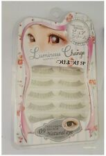 Japan - Luminous change Eyelash 5 pair Lovely Style #09 Natural eyes