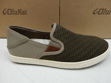 Olukai Mens Kahu Aho Clay Off White Size 11.5