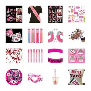 ***HEN DO ACCESSORIES**Fun**Novelty**Holiday***