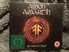 AMON AMARTH -THE PURSUIT OF VIKINGS: YEARS IN THE EYE OF THE STORM - CD Blu-ray