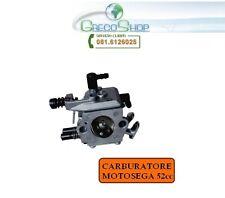 Carburatore per motosega/Ricambio per motosega 52cc