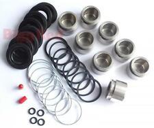 Bomba Freno Delantera Sello & Pistón (S/Acero) Kit De Reparación Para Subaru Impreza WRX 31