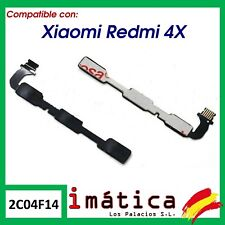 Button Of On & Volume For Xiaomi Redmi 4X On Off Power Flex Cable