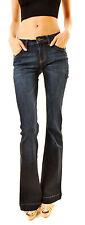 DL1961 Women's Authentic New Joy Pulse Jeans Dark Blue Size 26 RRP $178 BCF66