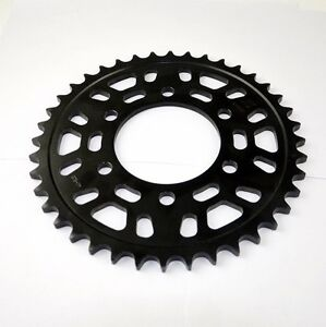 525 39T for carbon steel Kawasaki Ninja ZX10R ZX1000 2004-2010 Rear Sprocket