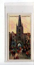 (Jc6835-100)  CHURCHMANS,CELEBRATED GATEWAYS,ST.JOHNS ARCH,BRISTOL,1925,#21