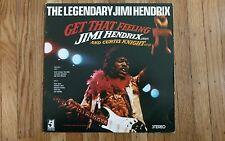Jimi Hendrix 51 West 16115 Get That Feeling Near Mint Vinyl VG+ Cover