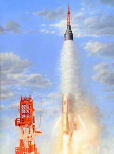Horizon 1/72 Spacecraft Series - Mercury-Atlas
