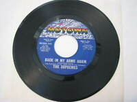 The Supremes Back In My Arms Again Whisper You Love Me 45 rpm Record 1965