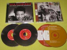 Essential Miles Davis & Ella Fitzgerald Great American Songbook 2 Albums 4 CDs J
