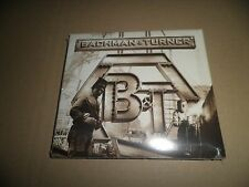 BACHMAN TURNER  CD NEW /  sealed classic rock 2010 Cadiz Music Overdrive